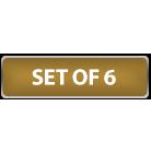 Set of 6